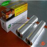 Chocolat Feuille d'emballage du papier aluminium pour le chocolat papier d'emballage