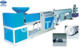Máquina de plástico de PVC de alta eficiência / Extrusões de tubos