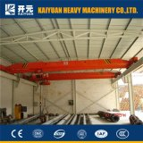 Kaiyuanおよび高品質の単一のガードの天井クレーンは鳴く