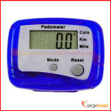 Podómetro Bluetooth, reloj impermeable del podómetro