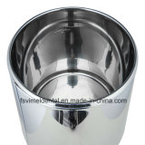 304 distillatore puro dell'acqua dell'acciaio inossidabile 4L con il vaso di vetro