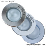 IP54 Recessed Bathroom and Kitchen Cabinet Round 12V 20W G4 Cabinet Light