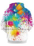 Camisola colorida Hoodies do desgaste dos esportes do pulôver do tampão do homem elegante do OEM