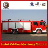 Dongfeng 4X2 LHD 6m3 de água-Foam carro de bombeiros