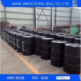 Esferas de moagem Chrome Bolas de Ferro Fundido para a fábrica de cimento