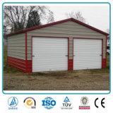 Alto garage a buon mercato galvanizzato di memoria dell'automobile del doppio del blocco per grafici d'acciaio del caricamento della neve