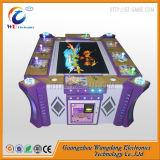 Jogo video dos peixes do prendedor da máquina de jogo do rei Peixe Caçador Arcada do dragão