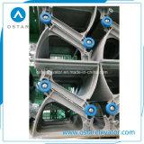 알루미늄, Thyseen, Kone 의 Schindler 에스컬레이터를 위한 스테인리스 에스컬레이터 단계