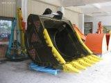 Encavateur lourd de position/exploitation pour des pièces de machines de construction d'excavatrice