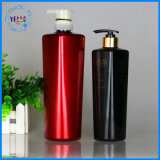 Kundenspezifische Großhandelskosmetik-ml-Luxuxplastikflasche mit Spray-Pumpe