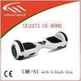 Beste intelligentes Rad der Qualitätszwei mit Roller des Ausgleich-6.5inch