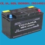 baterias de carro baratas 3-Year das baterias de carro da garantia resistentes