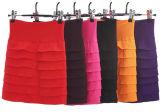 Saia apertada apropriada magro Elevada-Waisted do lápis das cores dos doces das mulheres (50125)
