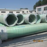 Hochfestes Hochdruckrohr des abwasser-Wasser-GRP mit glatter Oberfläche