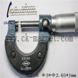 Ck232 NdFeBの磁石の等級のΦ 3*Φ 2.65*1mm