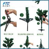 Best Seller de 2018 regalo de promoción de PVC de la decoración del árbol de Navidad