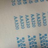 Ткань Ja135 320# алюминиевой окиси пользы машины истирательная