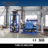 Feito na fábrica de gelo de tubos de alta qualidade da China, 1-200 toneladas