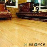 Étage en bois de PVC de planche de vinyle de texture du meilleur des prix cliquetis de couplage