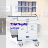 판매 구급차 Medicall 최신 트롤리 (THR-ZY102)