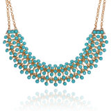 Starry преувеличения сплава ожерелья, Леди короткое замыкание