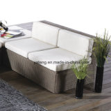 Popular New Design simples Round Rattan Outdoor Furniture Lliving Sofa Bed (YT188) com Double & 3seat Sofa
