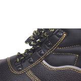 Leichte MITTLERE Knöchel-Leder-industrielle Sicherheits-Schuhe