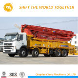 XCMG Brand 6X4 48m 트럭 Mounted Concrete Pump Truck
