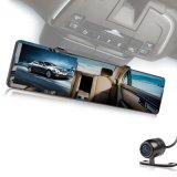 Câmera cheia DVR do carro da canaleta da vista alternativa HD 1080P 2