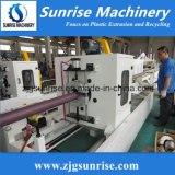 Machine d'extrusion de tuyaux en plastique pour PVC PE Production de tuyauterie PPR