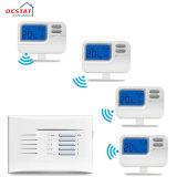 Wasser-Fußboden-Heizsystem-programmierbarer Kühler-Dampfkessel-drahtloser Raum-Thermostat