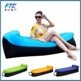 DIY Laybagの膨脹可能なバナナのLoungerのソファー袋