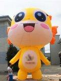 Festival de personnages de dessins animés de la publicité de la Mascotte Cartooninflatable gonflables (CT-010)