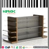 Розничная торговля Съемные стальные подставка для дисплея супермаркет полки