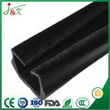 Testo fisso superiore del bordo del PVC con acciaio per il portello e la finestra