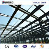 Earthquake-Proof galvanisierte vorfabrizierte Stahlkonstruktion-Werkstatt mit großer Überspannung