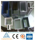 Aluminium verdrängte Profil für Aluminiumtüren und Windows/Aluminiumlegierung