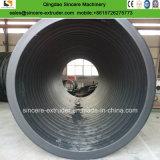 Tubo de espiral de Papelão Ondulado Dranin água fazendo a máquina