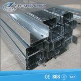 ضجيج 2395 حاكّة - يلفّ [ك] نوع فولاذ قطاع جانبيّ وقناة فولاذ