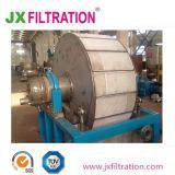 Filtro Pre-Coating do tambor rotativo de vácuo