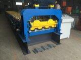 machine de formage d'acier galvanisé Tablier de plancher de la machine en acier galvanisé