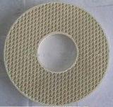 Zolla di ceramica del bruciatore della fornace del favo infrarosso catalitico del gas