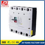 400A corta-circuito MCCB MCB RCCB