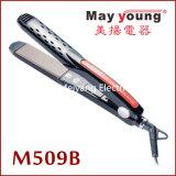 M509bの一義的な熱の消散の穴のデジタル毛の平らな鉄