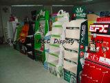 Plancher de Noël affichage étagères