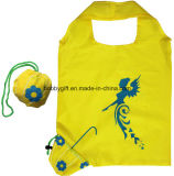 Cute Foldable Fruit Hand Shopping Bag para brindes promocionais