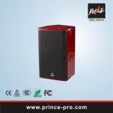 de tweerichtings Volledige AudioSpreker van Technologie van de Waaier 550W Hoogste