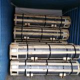 UHP/HP/Np de GrafietElektroden van de Koolstof van de Rang van de Hoge Macht van de Rang die voor de Oven van de Elektrische Boog worden gebruikt