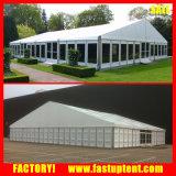 大きい屋外展覧会アルミニウムガラス党テントの玄関ひさし