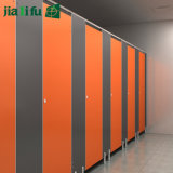 Compartiment de toilettes de matériel du stratifié 304 solides solubles de pression